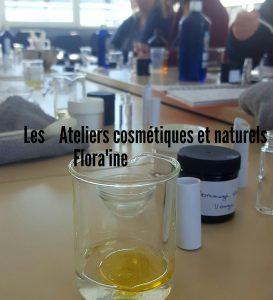 Formation en cosmétiques naturels - 2 journées @ Centre IFAPME | Liège | Wallonie | Belgique